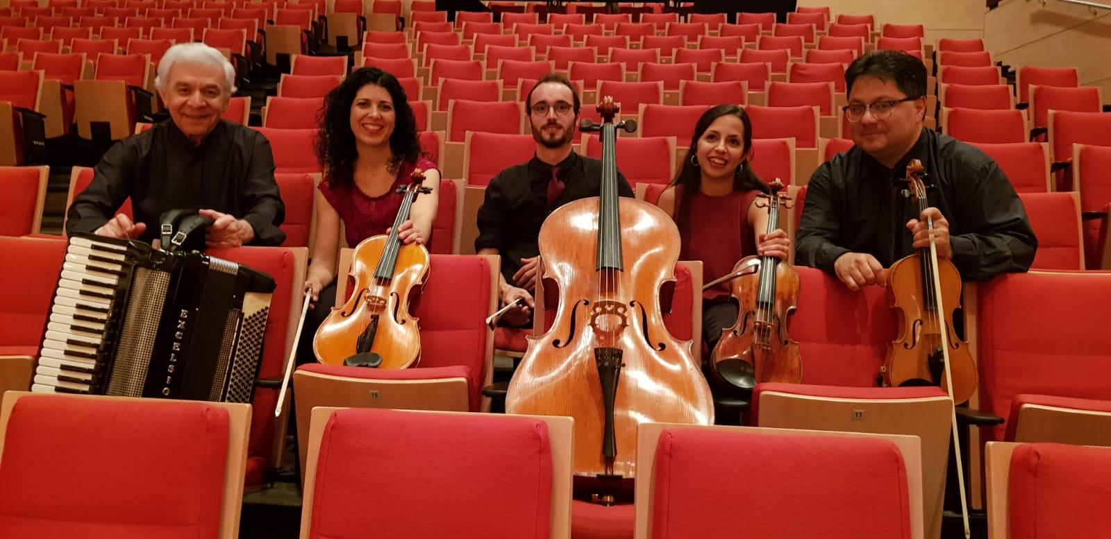 Bonalma string quintet